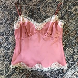 Women's lacy camisole